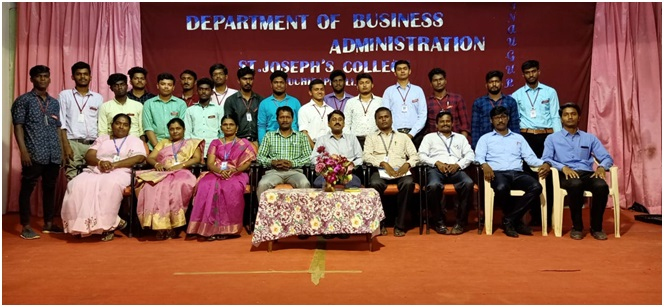 Inauguration of BBA Association