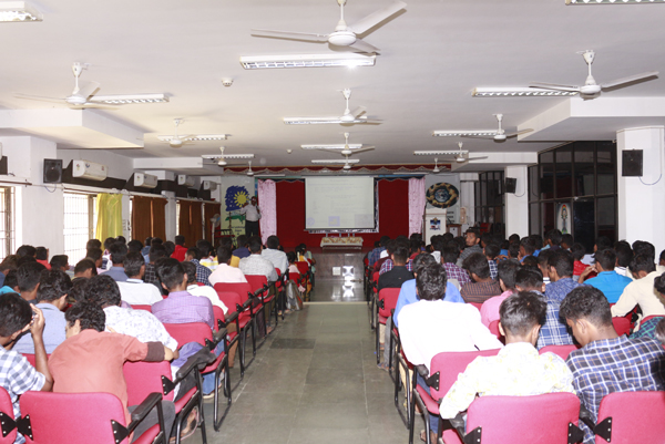 Dept. of Chemistry Association Inauguration