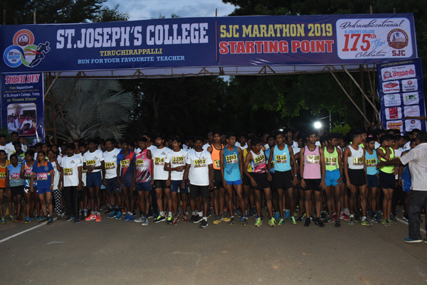 175 Celebration - SJC Marathon 2019