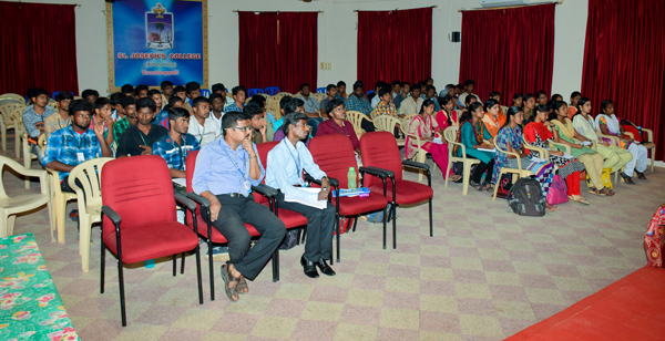 One Day Seminar on Android App Development